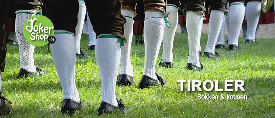 Oktoberfest sokken kousen tiroler