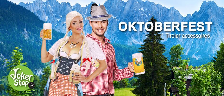 Tiroler accessoires oktoberfest