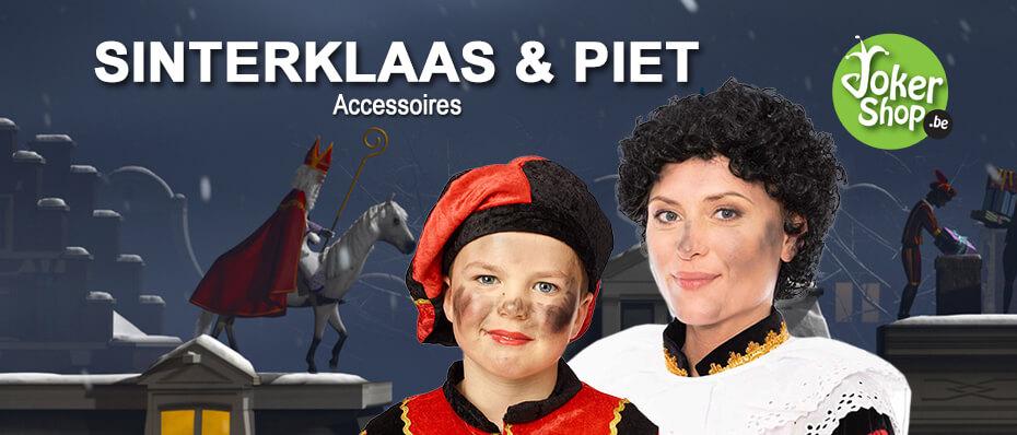 Sinterklaas accessoires sint piet