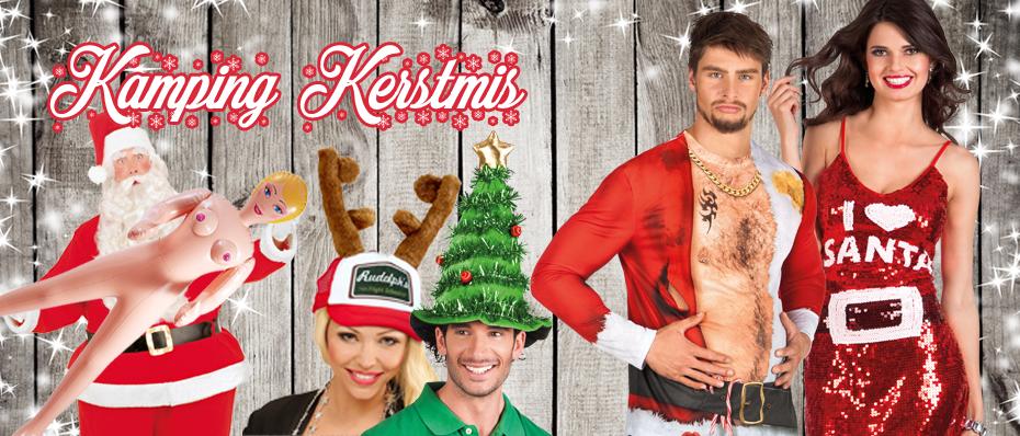 kamping kerstmis kleding outfit dames heren