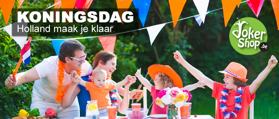 oranje artikelen kleding koningsdag accessoires nederland