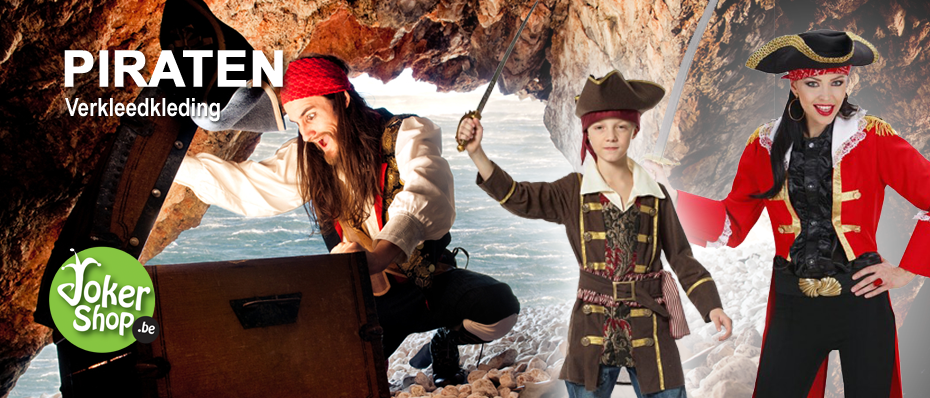 piraten verkleedkleding piraat kostuums carnaval