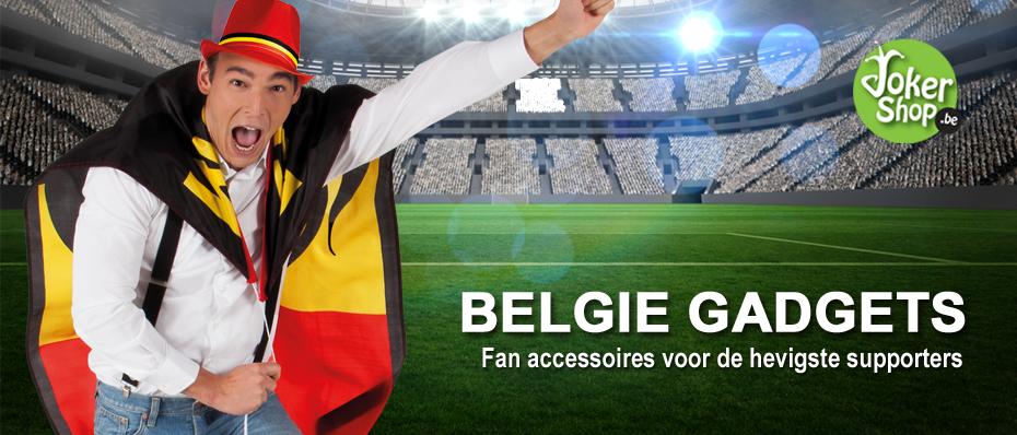 rode duivels accessoires belgie supporters fanartikelen