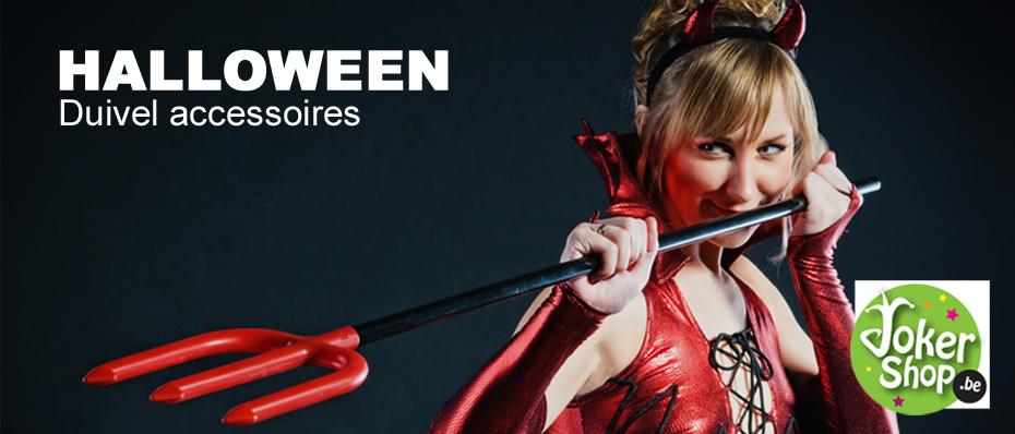 halloween duivel accessoires