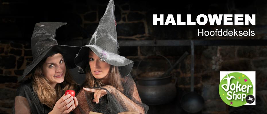 halloween hoeden heksenhoed tovenaarshoed