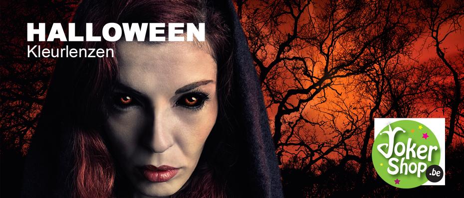 goedkope halloween lenzen kleurlenzen enge witte rode zwarte zombie