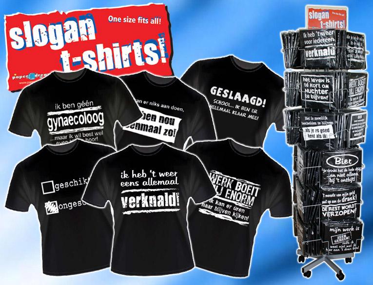 grappige humor fun shirts slogan